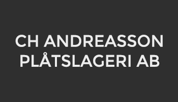 CH Andreasson Plåtslageri AB